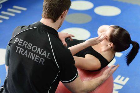 Fitnes-trainer