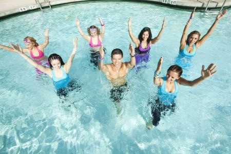 fitnes-v-vode