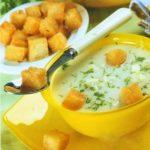 Готовим суп с цветной капустой
