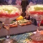 Готовим удивительный салат-коктейль