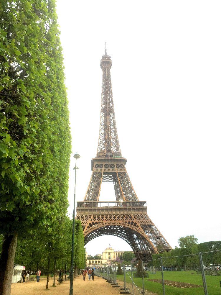 немного о франции, ейфелева башня