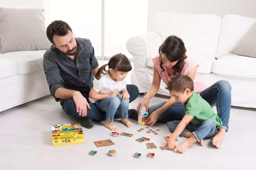 Досуг с ребенком